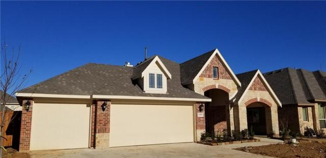 1309 Monticello Drive, Burleson, TX 76028 (MLS #13974825) :: RE/MAX Landmark