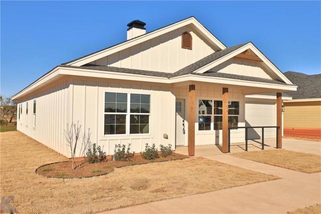 714 Bison Bend, Buffalo Gap, TX 79508 (MLS #13974863) :: RE/MAX Landmark