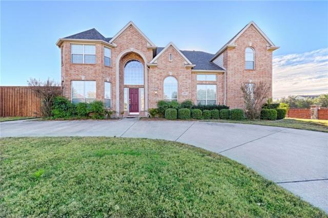 3800 Crestfield Court, Richardson, TX 75082 (MLS #13975316) :: Robbins Real Estate Group