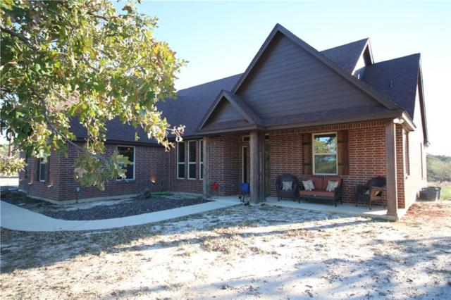376 Bishop Drive, Weatherford, TX 76088 (MLS #13975519) :: The Chad Smith Team