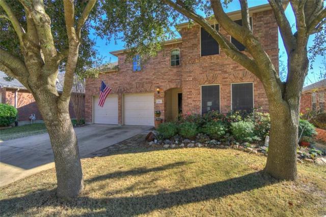 513 Appaloosa Drive, Forney, TX 75126 (MLS #13975635) :: Baldree Home Team