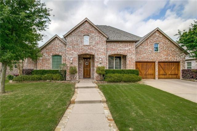 4240 Wilson Creek Trail, Prosper, TX 75078 (MLS #13976580) :: Real Estate By Design