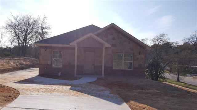 2821 19th Street, Fort Worth, TX 76106 (MLS #13976922) :: Robinson Clay Team