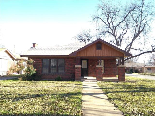 2414 Vincent Street, Brownwood, TX 76801 (MLS #13977921) :: Kimberly Davis & Associates