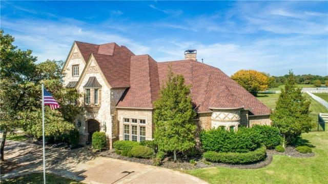 957 Noble Champions Way, Bartonville, TX 76226 (MLS #13978215) :: The Real Estate Station