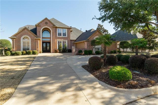 922 Fairway View Drive, Mansfield, TX 76063 (MLS #13978216) :: The Tierny Jordan Network