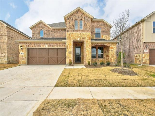 828 Callaway Drive, Allen, TX 75013 (MLS #13979146) :: Team Hodnett