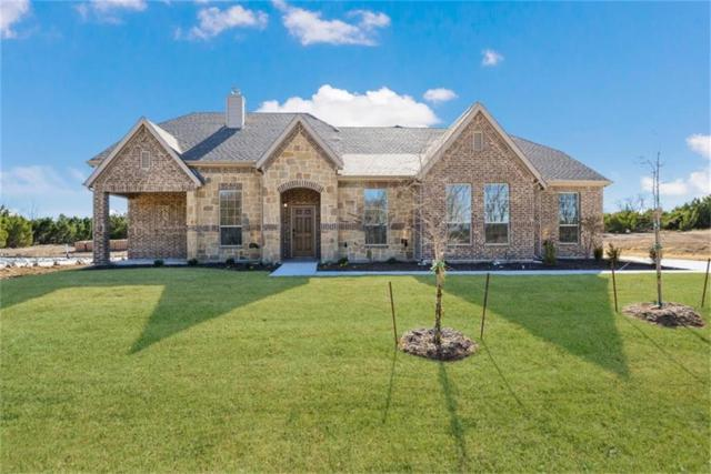 2706 Sonora Canyon Road, Weatherford, TX 76087 (MLS #13979385) :: Kimberly Davis & Associates