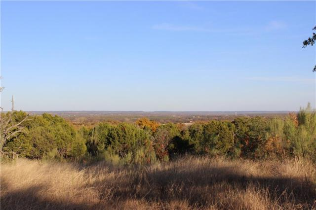 Lot 21 Falcon Drive, Glen Rose, TX 76043 (MLS #13979807) :: The Chad Smith Team