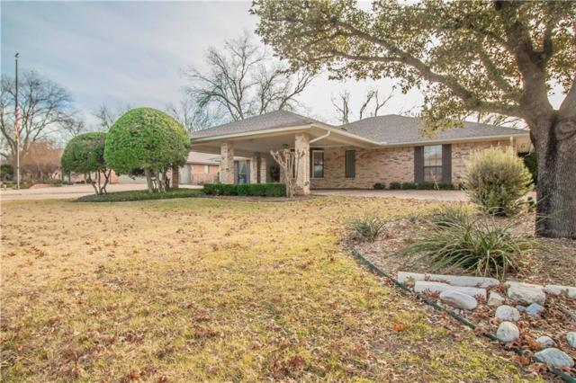 8818 Bellechase Road, Granbury, TX 76049 (MLS #13980068) :: Real Estate By Design