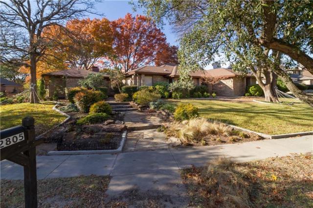 2805 W Prairie Creek Drive, Richardson, TX 75080 (MLS #13980069) :: The Chad Smith Team