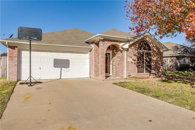 1148 Darren Drive, Burleson, TX 76028 (MLS #13980236) :: The Mitchell Group