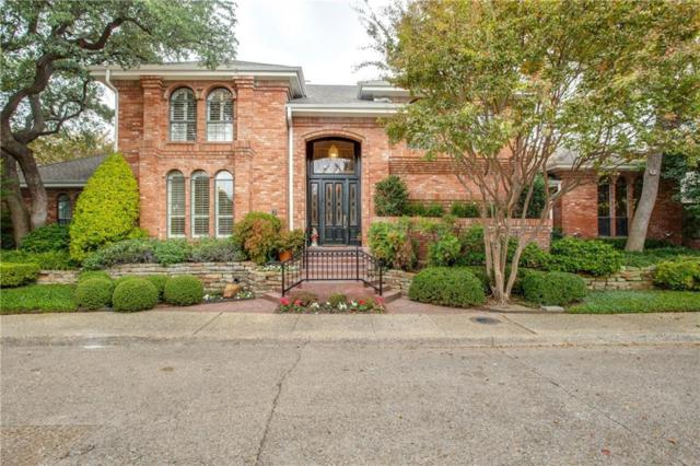 7 Castlecreek Court, Dallas, TX 75225 (MLS #13980291) :: Robbins Real Estate Group