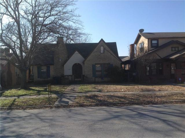 1357 Francis Street, Fort Worth, TX 76164 (MLS #13981421) :: The Real Estate Station