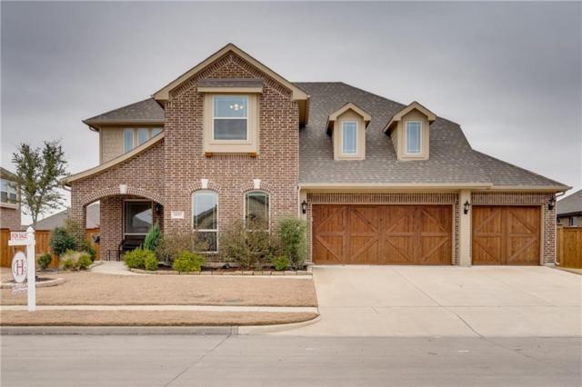 1937 Knoxbridge Road, Forney, TX 75126 (MLS #13981993) :: Kimberly Davis & Associates