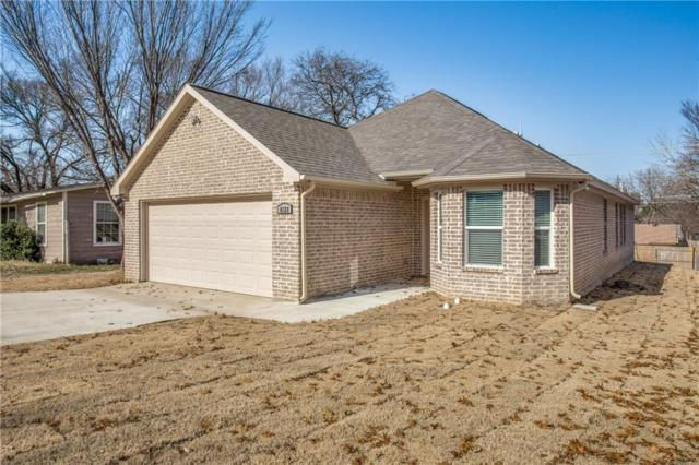 8128 Downe Drive, White Settlement, TX 76108 (MLS #13982020) :: Frankie Arthur Real Estate