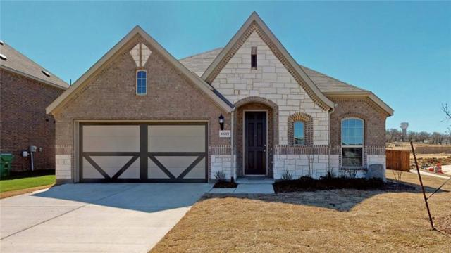 6609 Meandering Creek Drive, Denton, TX 76226 (MLS #13982097) :: RE/MAX Town & Country