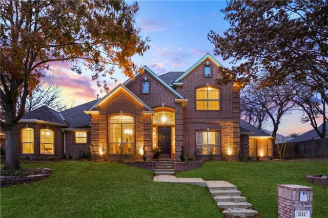 3114 Woodland Heights Circle, Colleyville, TX 76034 (MLS #13982143) :: Frankie Arthur Real Estate
