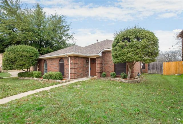 5702 Azalea Drive, Rowlett, TX 75089 (MLS #13982270) :: RE/MAX Landmark