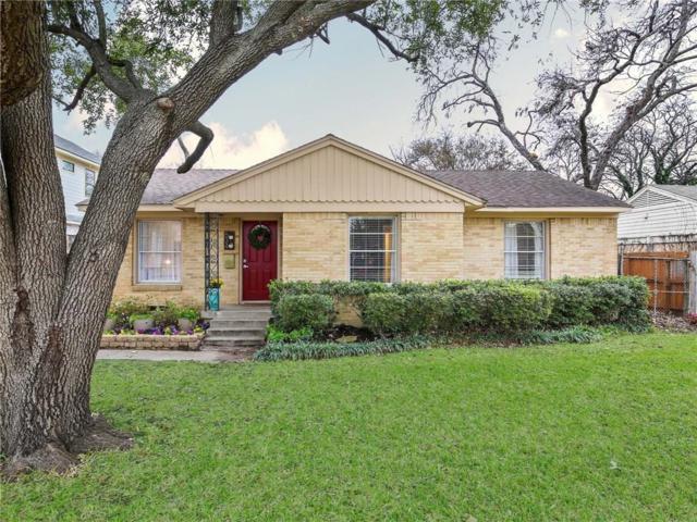 534 Kirkwood Drive, Dallas, TX 75218 (MLS #13982308) :: The Mitchell Group