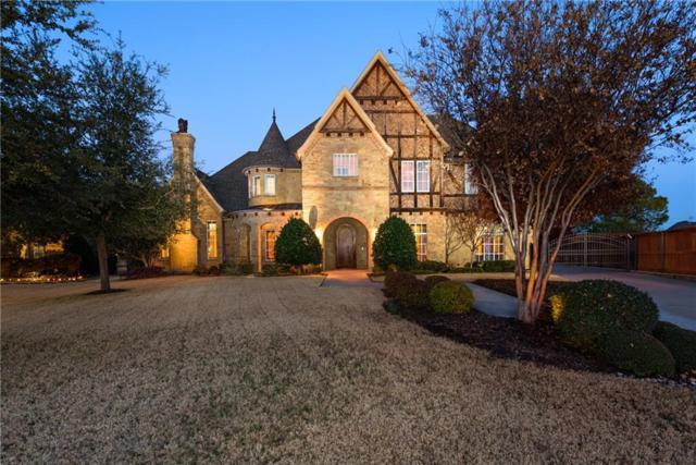4921 Rockrimmon Court, Colleyville, TX 76034 (MLS #13982927) :: Baldree Home Team