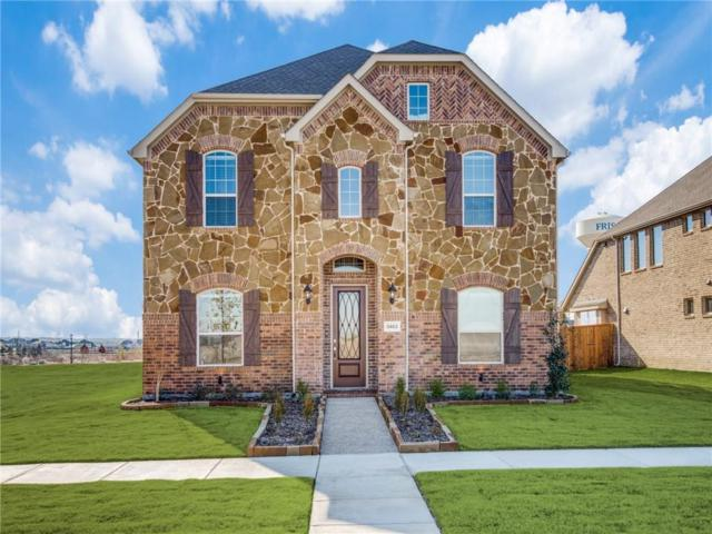 3463 Salvador Lane, Frisco, TX 75034 (MLS #13983317) :: Frankie Arthur Real Estate