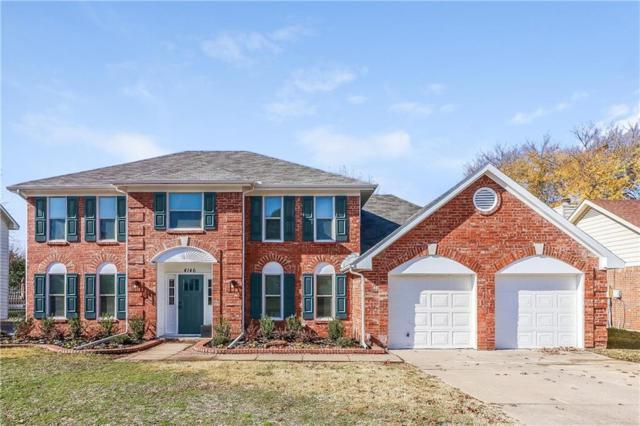 4146 Heartstone Drive, Grapevine, TX 76051 (MLS #13983351) :: The Tierny Jordan Network