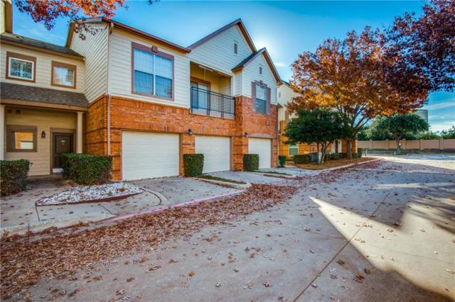 2524 Preston Road #1106, Plano, TX 75093 (MLS #13984592) :: Kimberly Davis & Associates