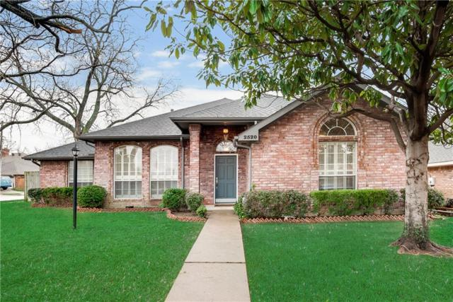2520 Classic Court W, Bedford, TX 76021 (MLS #13984966) :: The Chad Smith Team