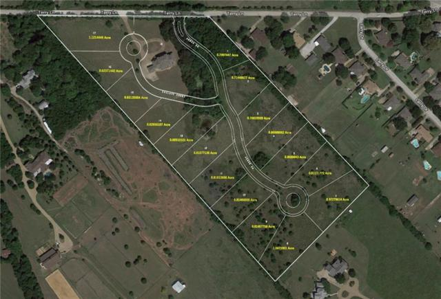 Lot 15 Enclave Court, Heath, TX 75032 (MLS #13984983) :: The Mitchell Group