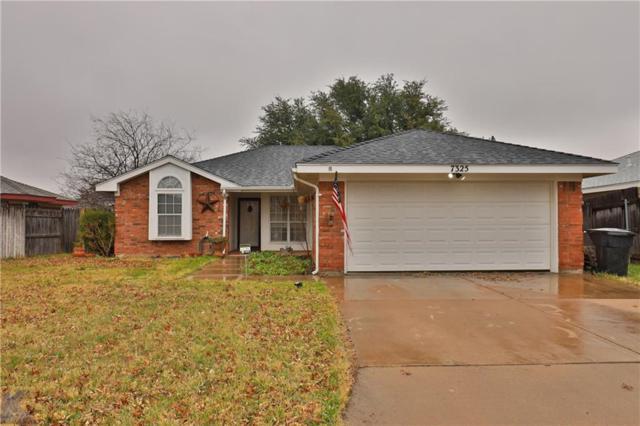 7325 Glenna Drive, Abilene, TX 79606 (MLS #13985094) :: Charlie Properties Team with RE/MAX of Abilene