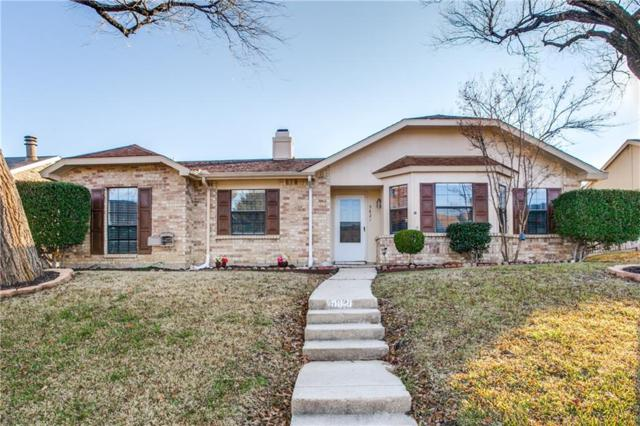 5821 Trego Circle, The Colony, TX 75056 (MLS #13985386) :: Kimberly Davis & Associates