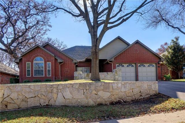 533 Post Oak Road, Grapevine, TX 76051 (MLS #13986818) :: The Tierny Jordan Network