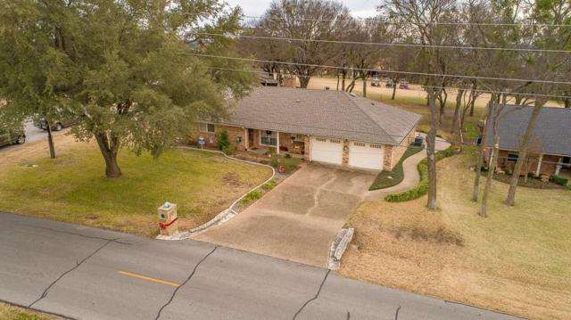 4007 Fairway Drive, Granbury, TX 76049 (MLS #13987260) :: Kimberly Davis & Associates