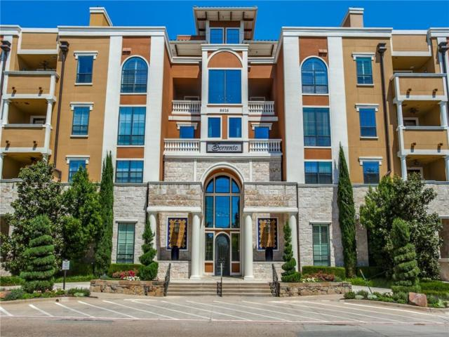8616 Turtle Creek Boulevard #218, Dallas, TX 75225 (MLS #13987280) :: Robbins Real Estate Group