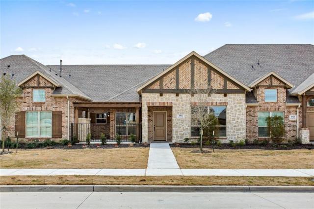 4011 Pavonia, Prosper, TX 75078 (MLS #13987318) :: The Heyl Group at Keller Williams
