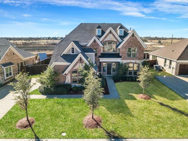 167 Springbrook Drive, Prosper, TX 75078 (MLS #13987620) :: Van Poole Properties Group