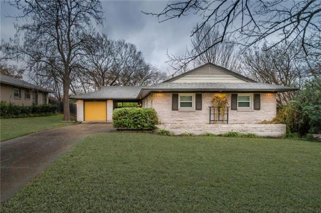 874 Peavy Road, Dallas, TX 75218 (MLS #13987655) :: RE/MAX Town & Country