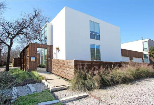 2207 Ashby Street, Dallas, TX 75204 (MLS #13987757) :: The Heyl Group at Keller Williams