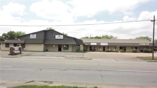 1400 S Washington Street, Kaufman, TX 75142 (MLS #13987922) :: The Real Estate Station