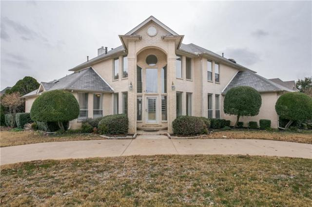915 Glen Abbey Drive, Mansfield, TX 76063 (MLS #13988258) :: The Tierny Jordan Network