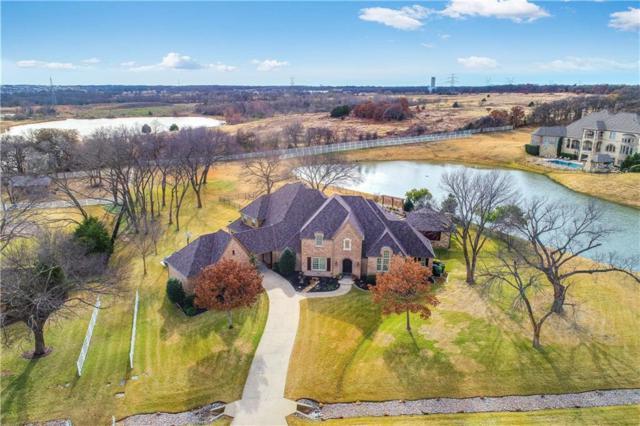 1224 Saddlebrook Way, Bartonville, TX 76226 (MLS #13988995) :: The Hornburg Real Estate Group