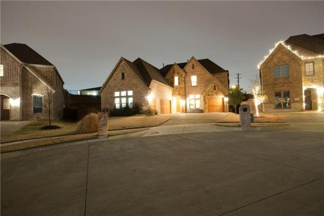 1202 Bentley Drive, Allen, TX 75013 (MLS #13989056) :: The Rhodes Team