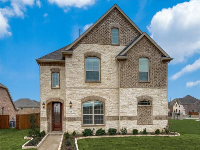 3439 Salvador Lane, Frisco, TX 75034 (MLS #13989207) :: Frankie Arthur Real Estate