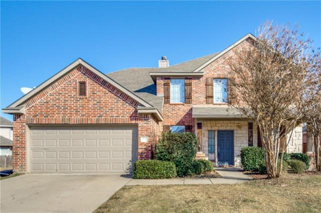 3516 Timber Ridge Trail, Mckinney, TX 75071 (MLS #13989494) :: Van Poole Properties Group
