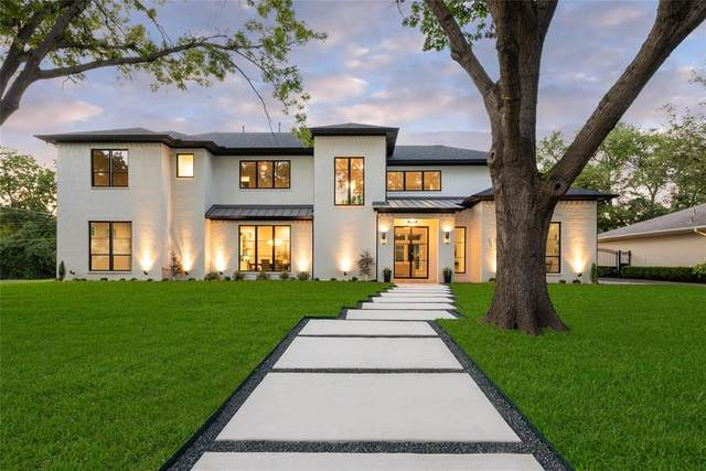 5707 Williamstown Road, Dallas, TX 75230 (MLS #13989496) :: Robbins Real Estate Group