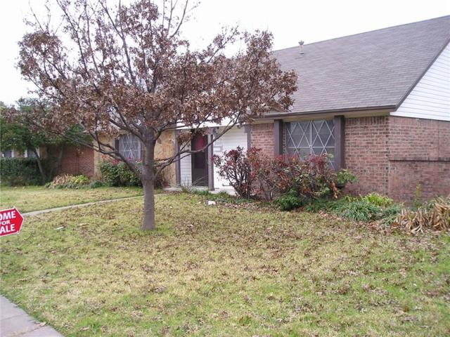 1021 Mill River Drive, Garland, TX 75043 (MLS #13989518) :: Kimberly Davis & Associates