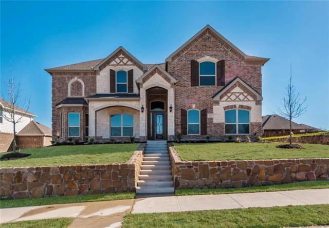 529 Southwestern Drive, Rockwall, TX 75087 (MLS #13989535) :: Team Hodnett