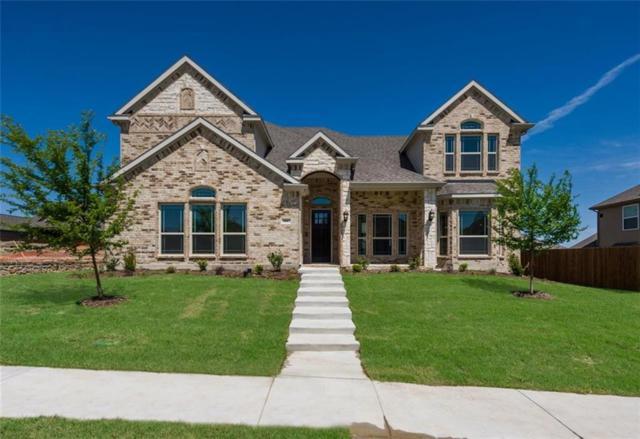 466 Southwestern Drive, Rockwall, TX 75087 (MLS #13989537) :: Team Hodnett
