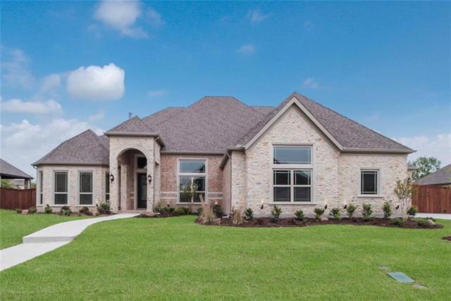1711 Cypress Lake Lane, Prosper, TX 75078 (MLS #13989538) :: RE/MAX Town & Country